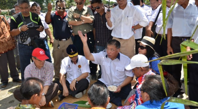 SPDP grassroots want an aggressive Mawan